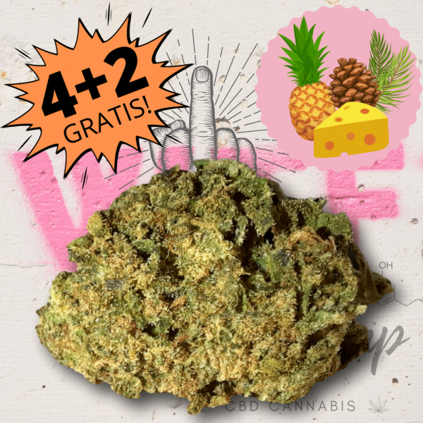 Cannabis legale Pineapple express